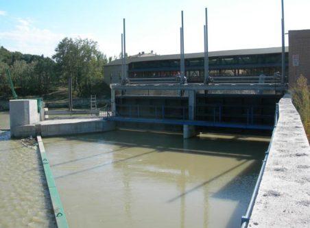 centrale idroelettrica ponte san giovanni