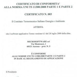 Certificati Energetici