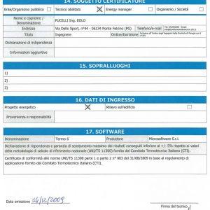 Certificati Energetici 6