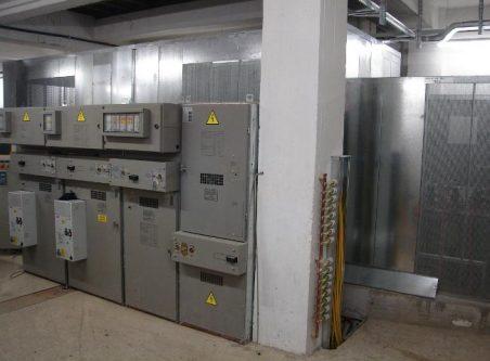impianto centrale idroelettrica ponte san giovanni